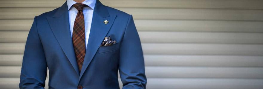 Costumes pour homme style italien