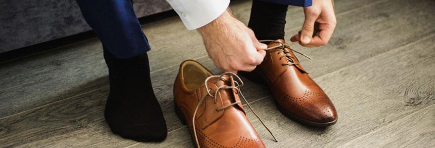 Chaussettes pour homme élégantes et confortables