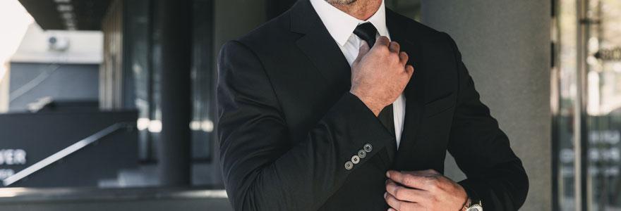 costume de ville pour homme